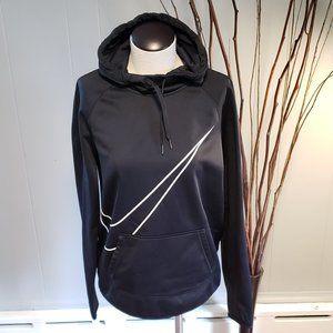 NIKE dri-fit hooded sweatshirt M